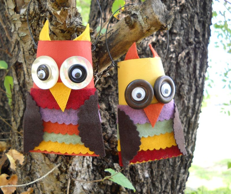 Owl Treat Totes 002