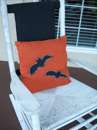 Bats pillow