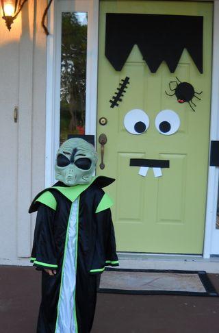 Scary Alien 1