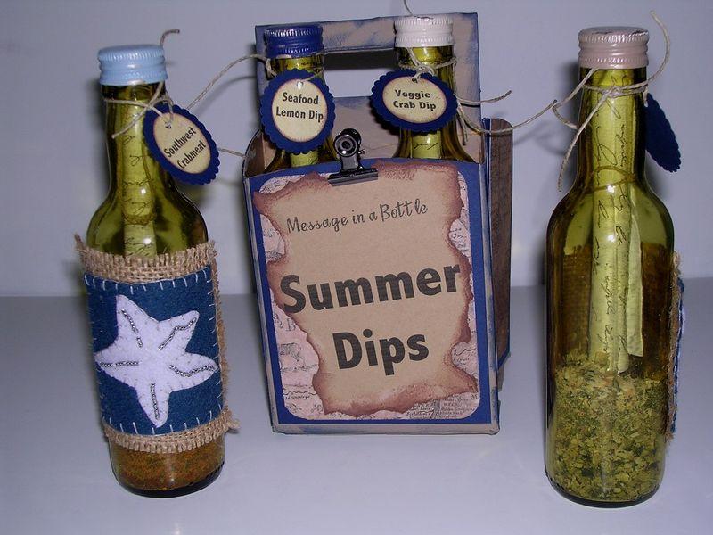 Summer Dips
