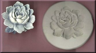 Mad about moulds shabby rose