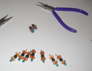 beaded charms