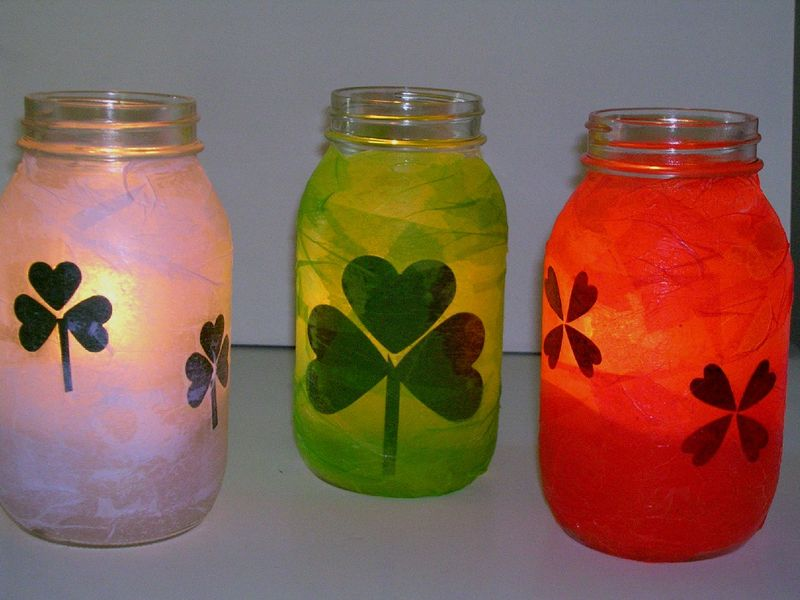 Jar luminaries