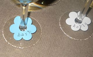 Wine glass tags 2