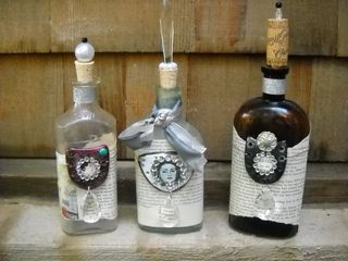 Embellished tap bottles