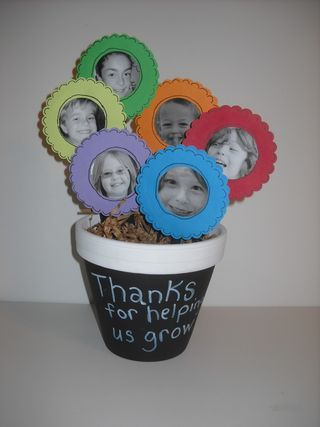 Teacher Flower Pot Gift