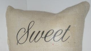 Sweet Pillow 1