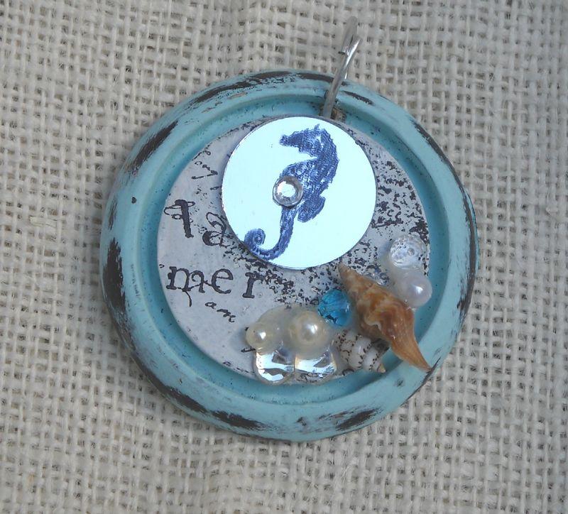 Let mer pendant