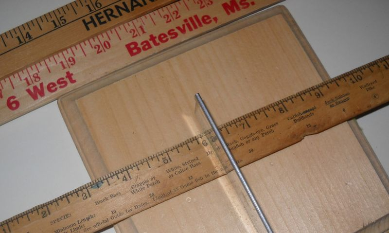 Cutting rulers