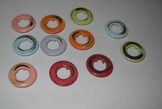 Sanded rings
