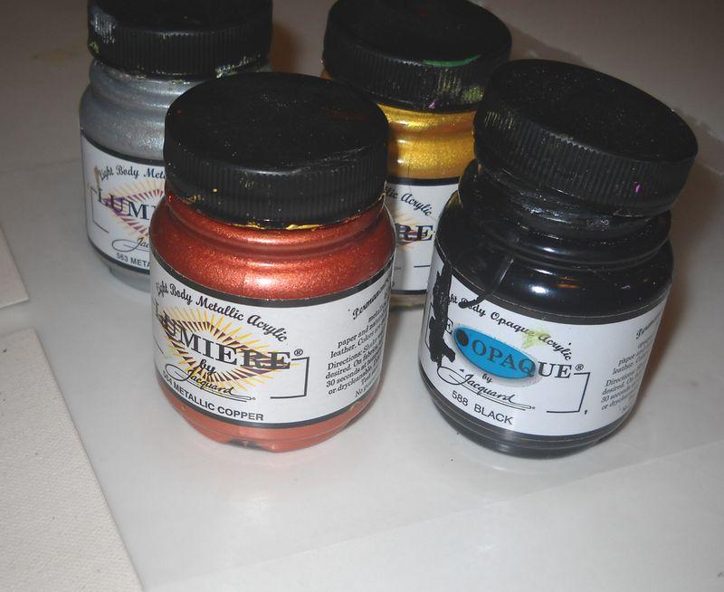 Lumiere paints