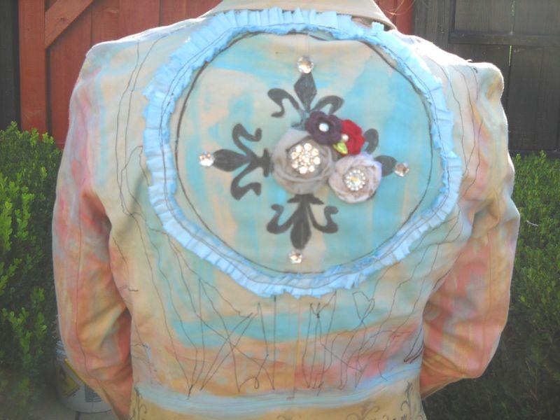 Fall Sunset Jacket