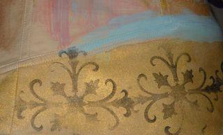 Stampe bottom detaill