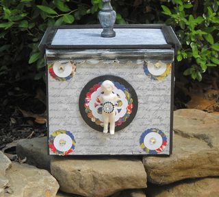 Cardkeeper Box