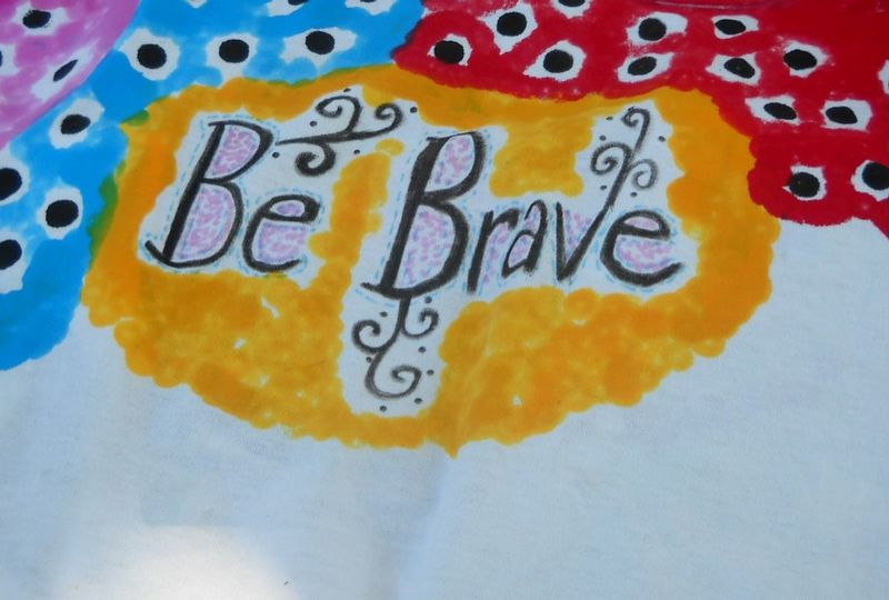 Be Brave 3