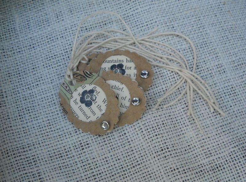 Coffee sleeve tags