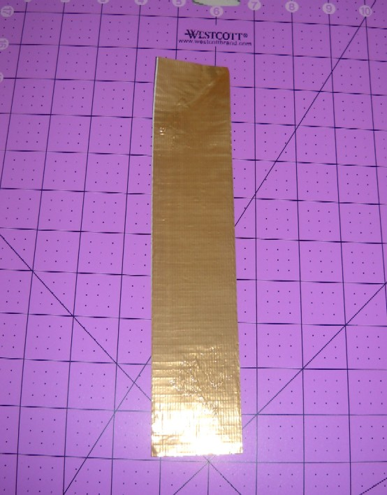 Tape strips together