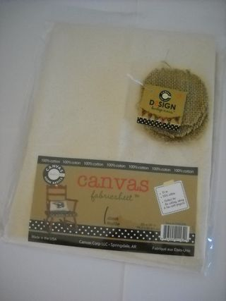 Canvas Corp materials