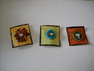 Embellished squares