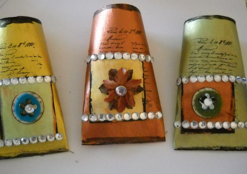 Embellished tubes