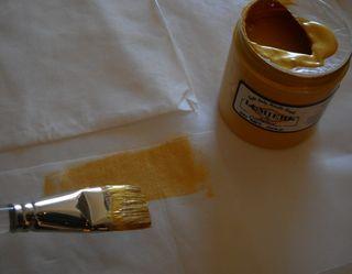Painting muslin 2