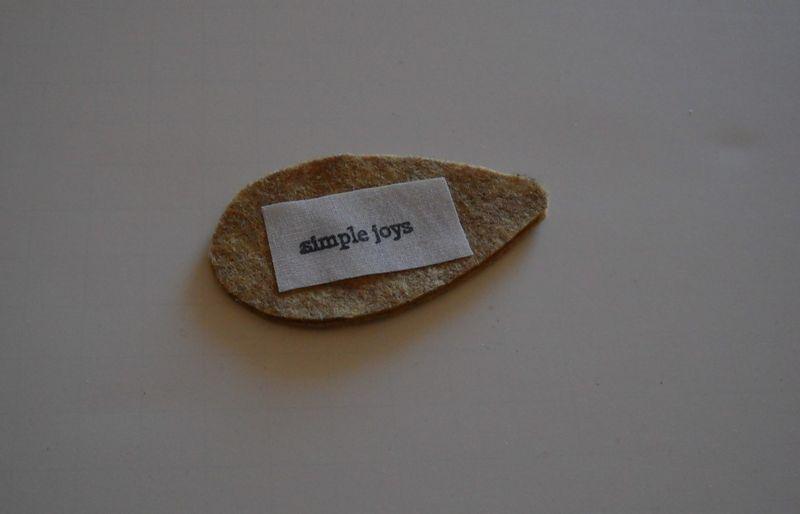 Stamped muslin 6