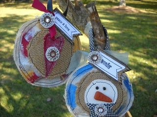 Finished ornaments 1