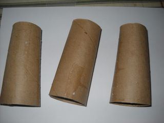 Plain recycled tubes