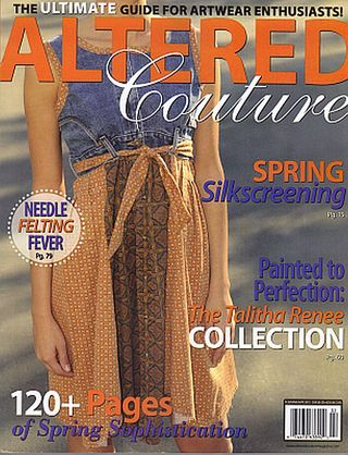 Altered Couture Cover