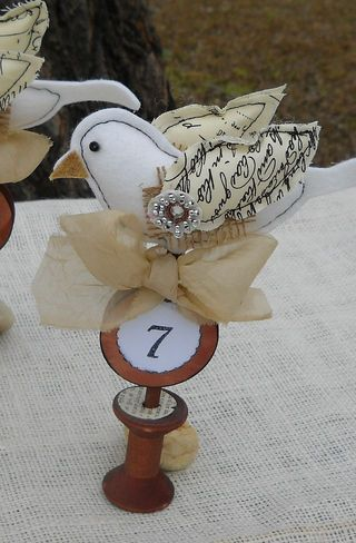 Table markers 2