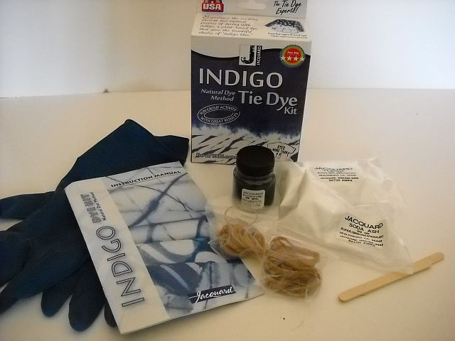 Indigo Dying Kit
