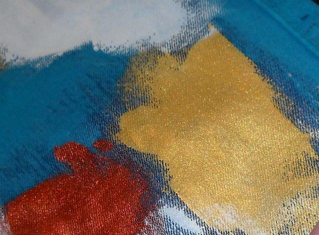 Paintec jeans