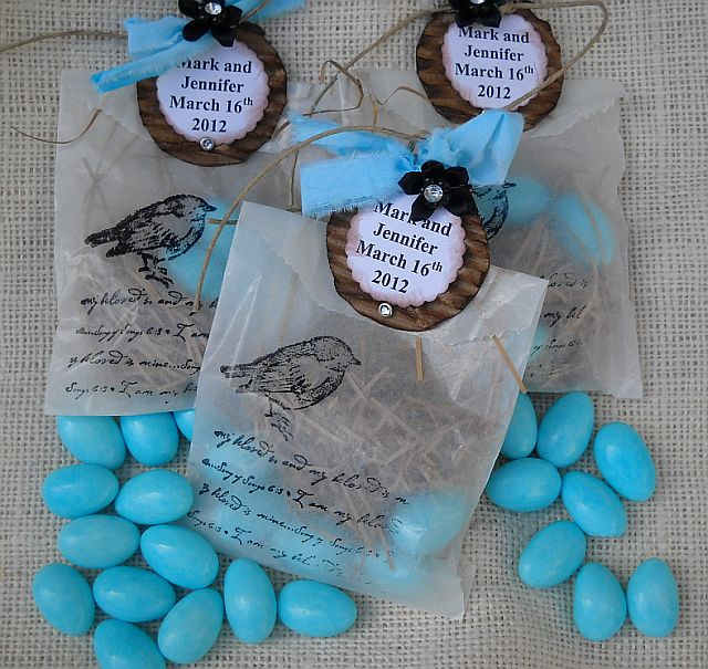 Bird Nest Favor 1