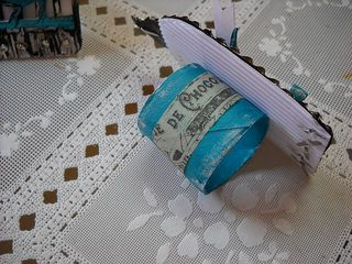 Bird cage napkin rings 3