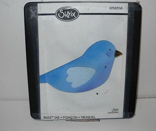 Bird die cut