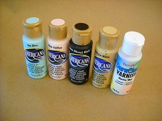 Paints to use
