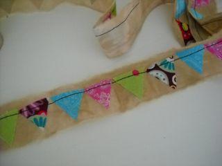 Bunting ribbon 3