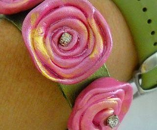 Completed bracelet 2