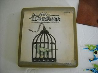 Caged bird die