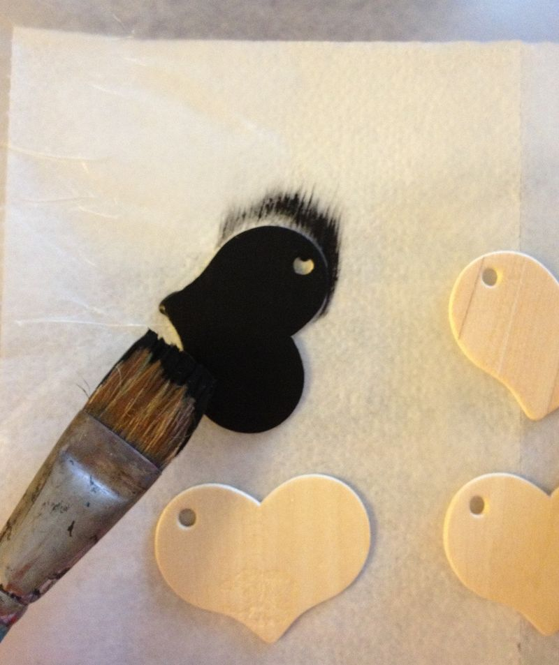 Paint hearts black 2
