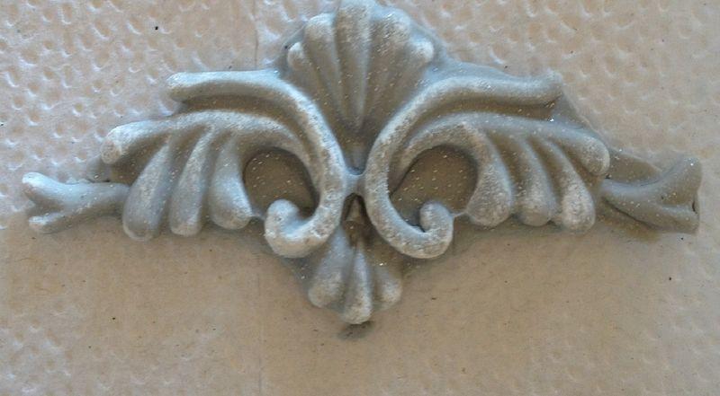 Clay embellishment