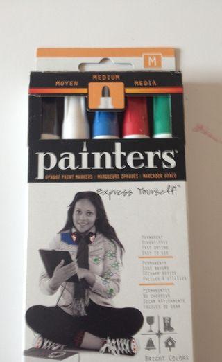 Elmers painters pens