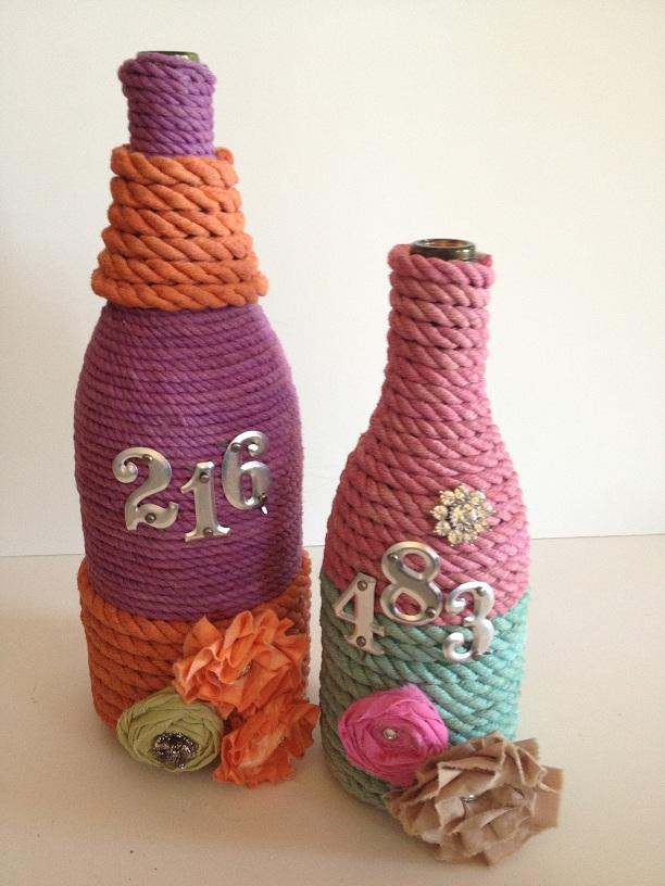 Finished bottles 1