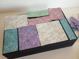 Arrange metal sheets 2
