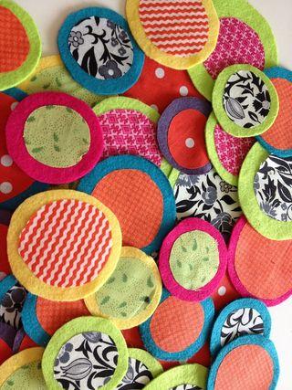 Fused circles