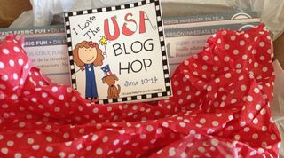 Blog hop packaging materials 2