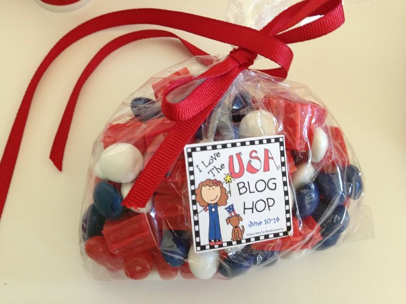 Blog hop packaging materials 5
