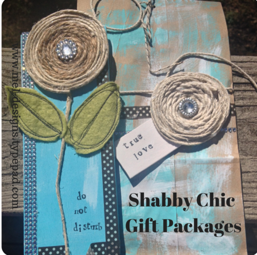Shabby Chic Gift Packages