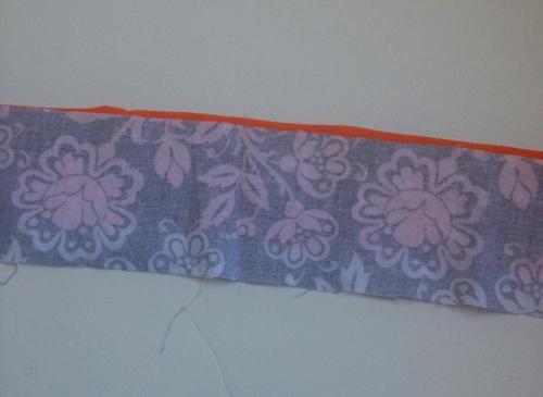 Patchwork pumpkin fabrics 1